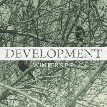 Winter's E.P. cover art