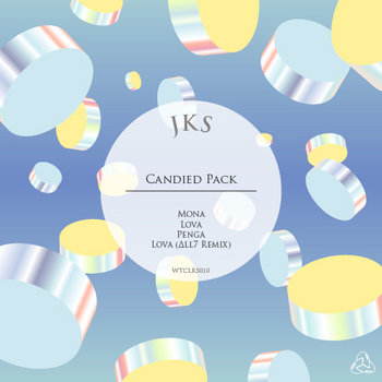 Candied Pack cover art