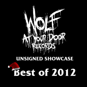 Unsigned Showcase &#39;Best Of 2012&#39; cover art