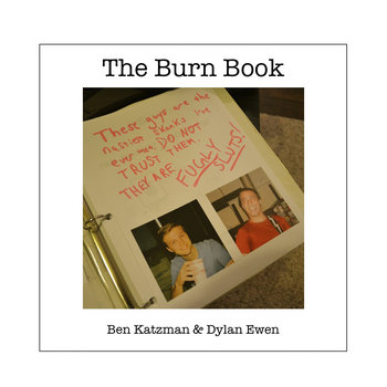The Burn Book cover art