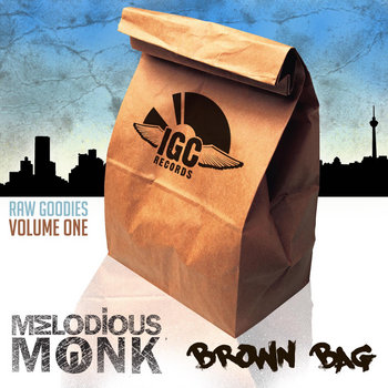 BrownBag Raw Goodies Vol.1 cover art