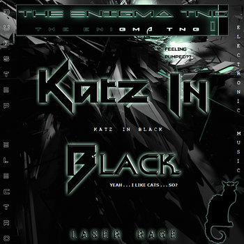 Katz In Black cover art