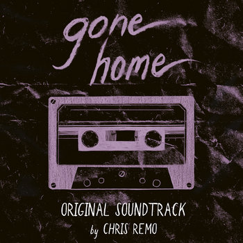 Gone Home: Original Soundtrack cover art