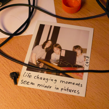 life changing moments seem minor in pictures cover art