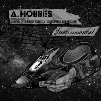 An Hobbes/What's His Face-__-? Diaries of a Space Cadet 2 : Electronic Reflections (Instrumental) cover art