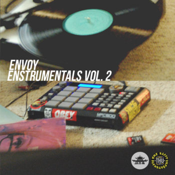 Enstrumentals Vol. 2 cover art
