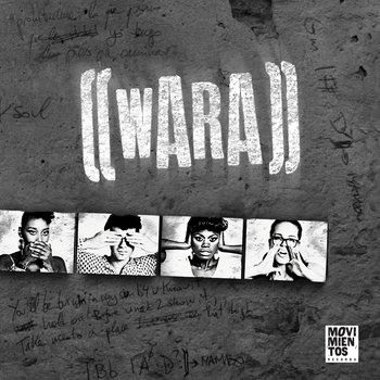 WARA EP cover art