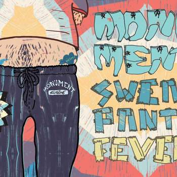 Sweatpants Fever! cover art