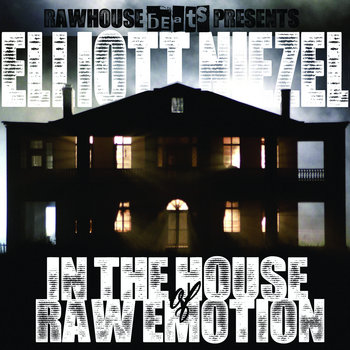 """In The House of Raw Emotion"" EP cover art"