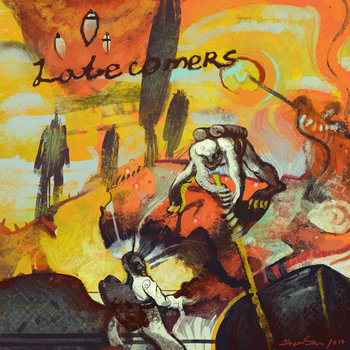 The Latecomers cover art