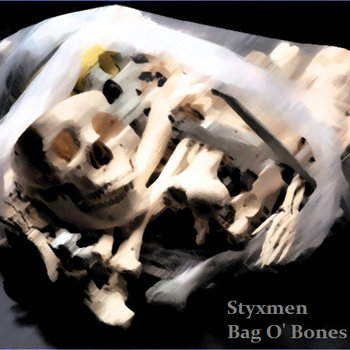 Bag O' Bones E.P cover art