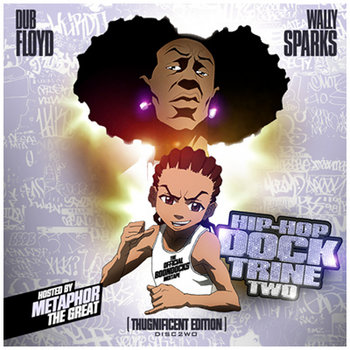 Boondocks: Hip-Hop DockTrine 2 cover art