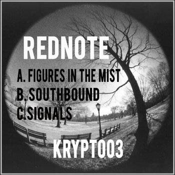 Rednote Krypt003 cover art