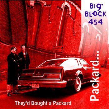 They&#39;d Bought A Packard cover art
