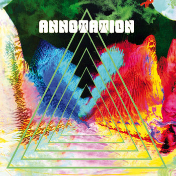 Annotation - s/t 7&quot; cover art