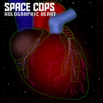 Holographic Heart cover art