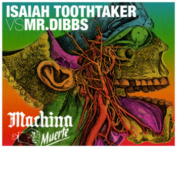 ISAIAH TOOTHTAKER vs MR.DIBBS cover art