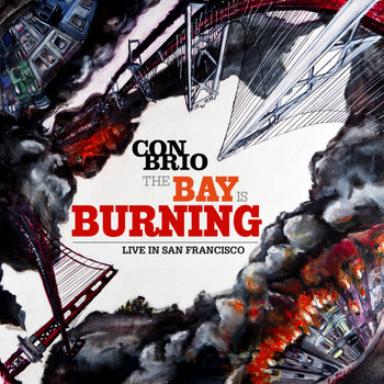 The Bay Is Burning cover art