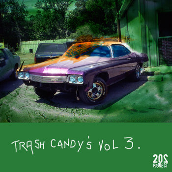 Trash Candy&#39;s Vol 3 cover art