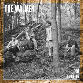 The Walmen cover art