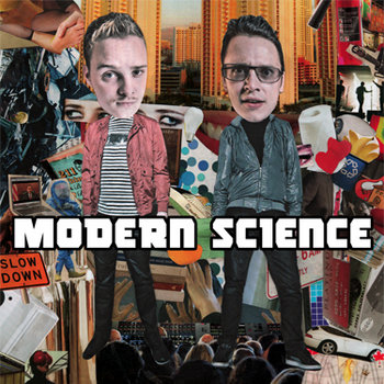 Modern Science (2009) cover art