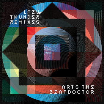 Lazy Thunder Remixes cover art