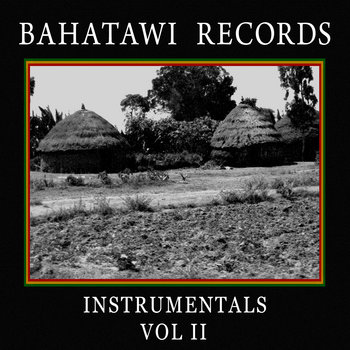 Bahatawi Records Instrumentals Vol II cover art