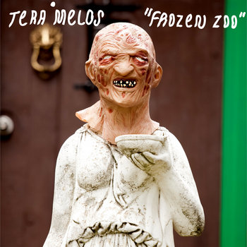 "Tera Melos Frozen Zoo Remixes 7"" cover art"