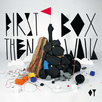 OY - First Box Then Walk cover art