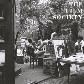 The Film Society EP cover art