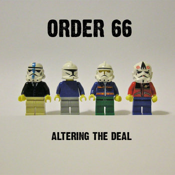 Altering The Deal cover art