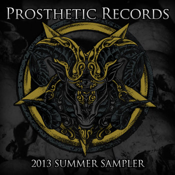Prosthetic Records Summer Sampler 2013 cover art