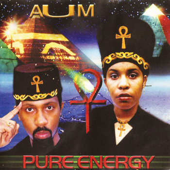 "PURE ENERGY ""AUM"" cover art"
