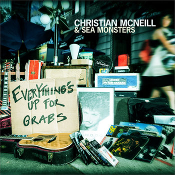 Everything's Up For Grabs cover art