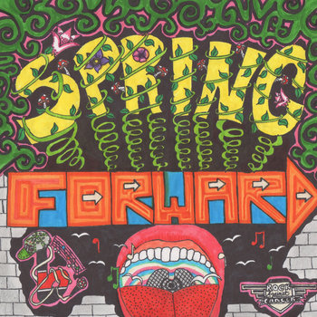 Spring Forward cover art