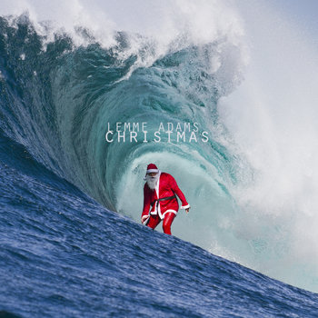 "CHRISTMAS 7"" cover art"