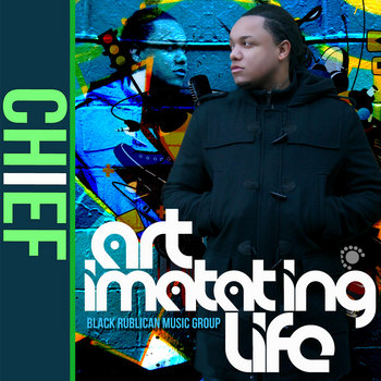 ART IMATATING LIFE cover art