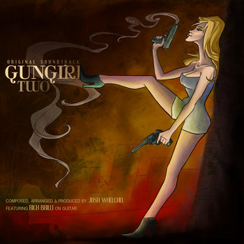 GunGirl 2: Original Soundtrack cover art