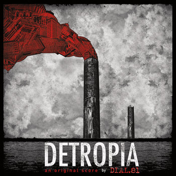 DETROPiA (original score) cover art