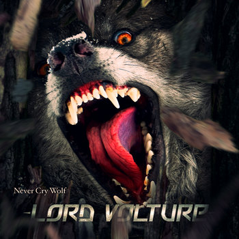 Never Cry Wolf cover art