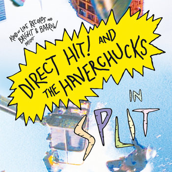 Direct Hit! Split cover art