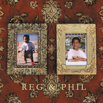Reg & Phil cover art