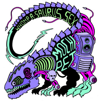 Mochipet Whompa-saurus Sex Single cover art