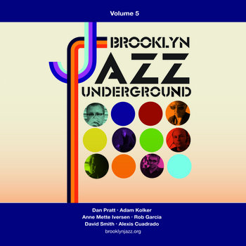 Brooklyn Jazz Underground (Volume 5) cover art