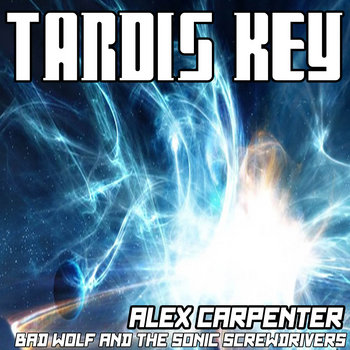 TARDIS KEY EP cover art