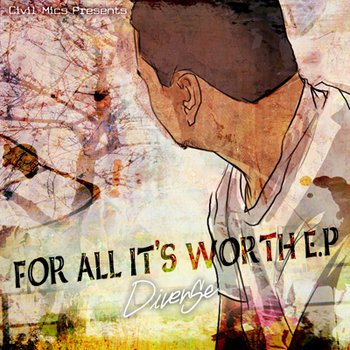 For All It&#39;s Worth EP cover art