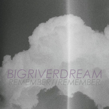 Remember//Remember EP cover art