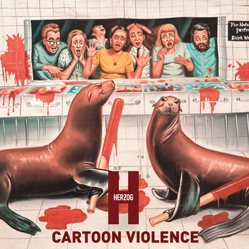 Cartoon Violence cover art