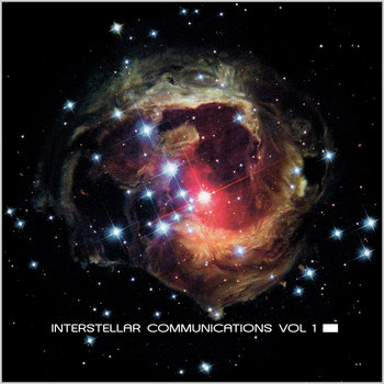 Interstellar Communications Vol 1 cover art