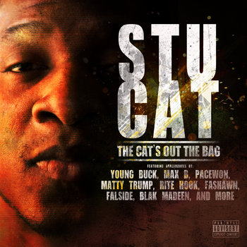 The Cat's Out The Bag cover art